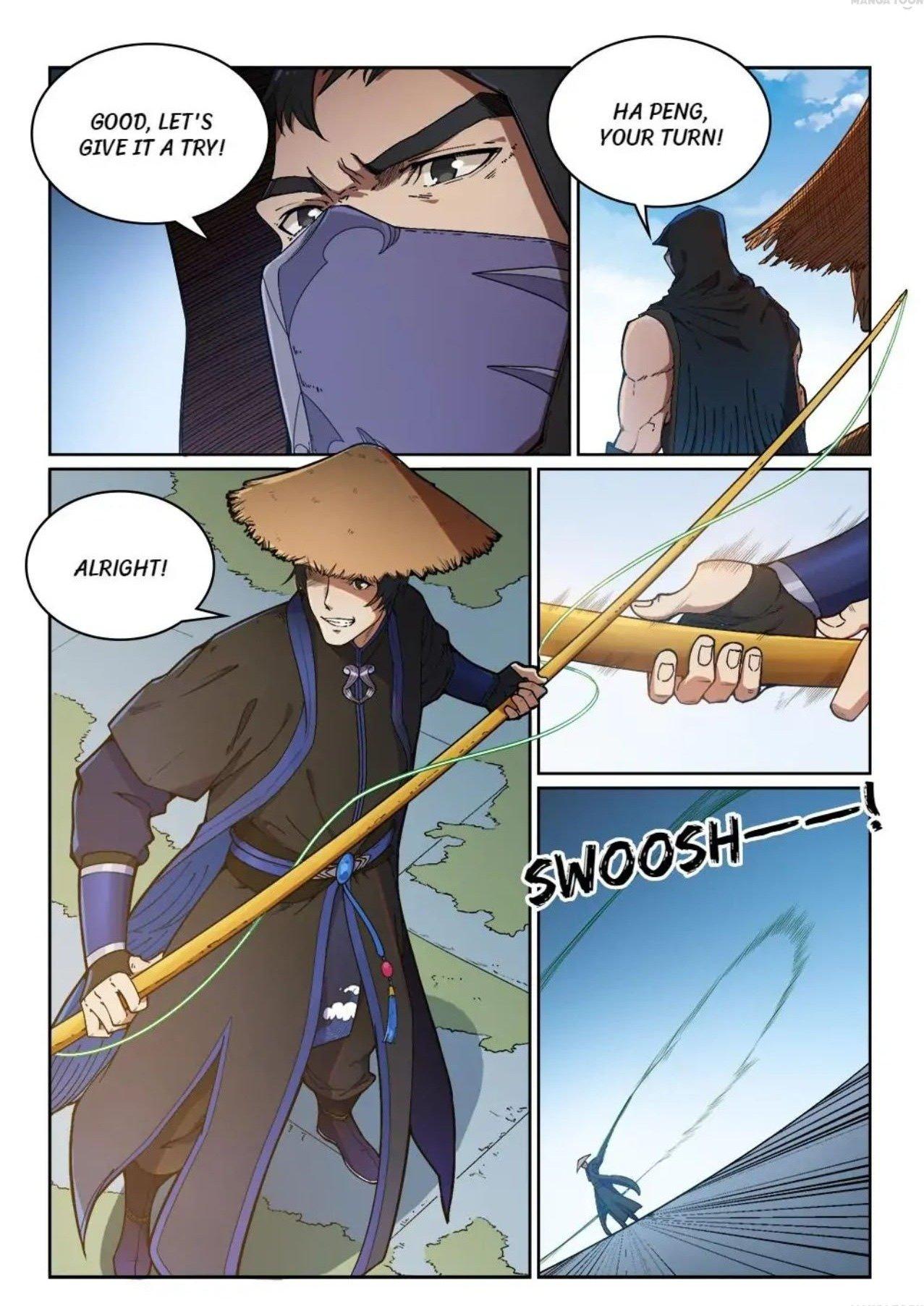 Manga Apotheosis - Chapter 447 Page 9