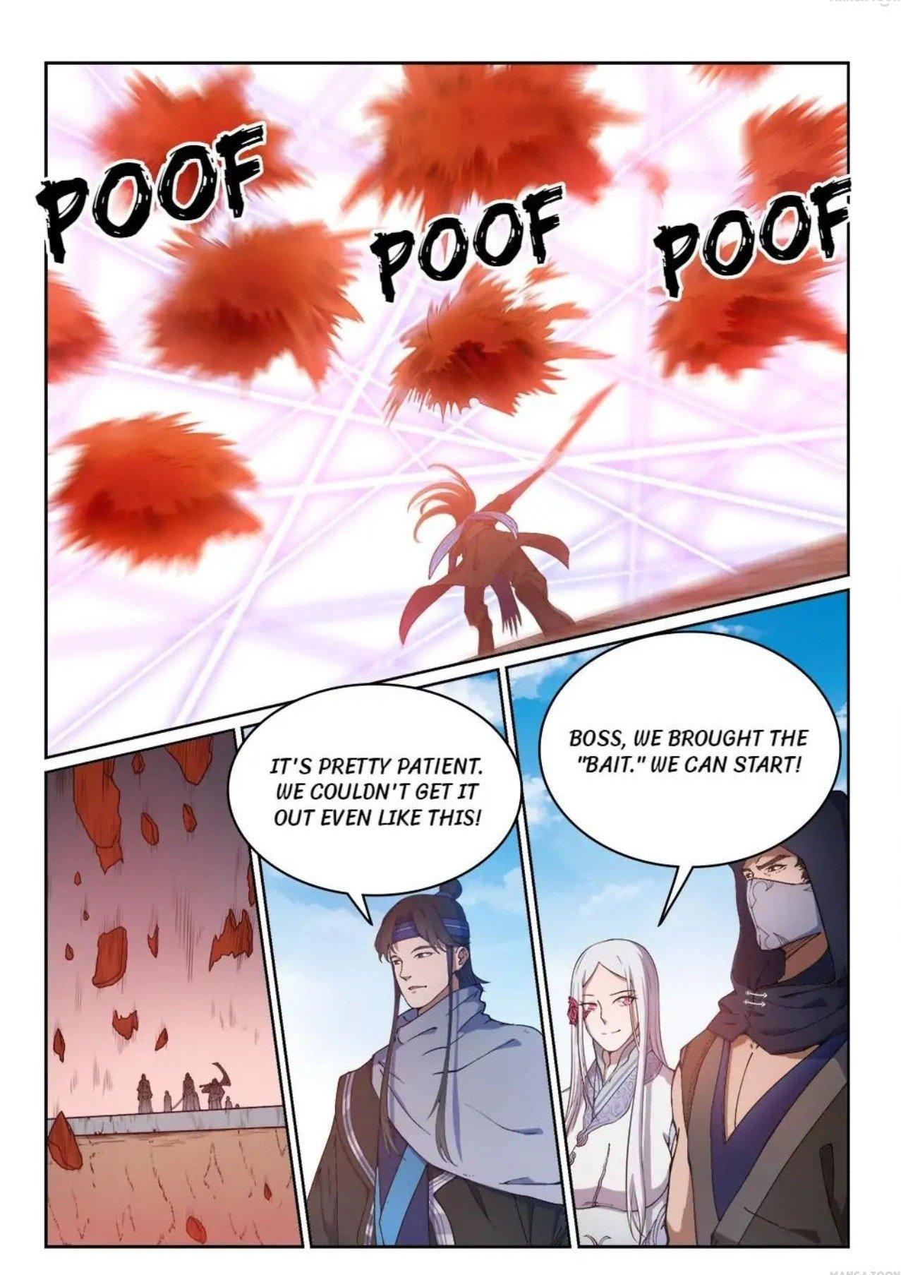 Manga Apotheosis - Chapter 447 Page 8
