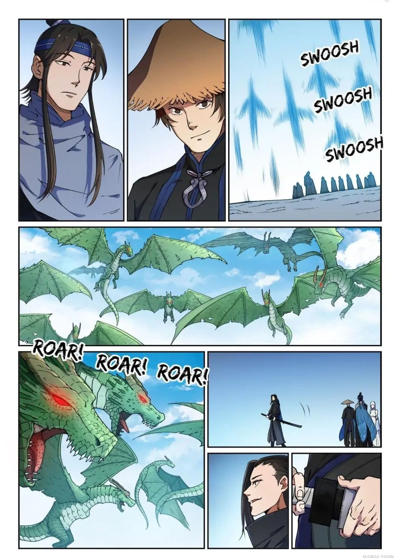 Manga Apotheosis - Chapter 447 Page 7