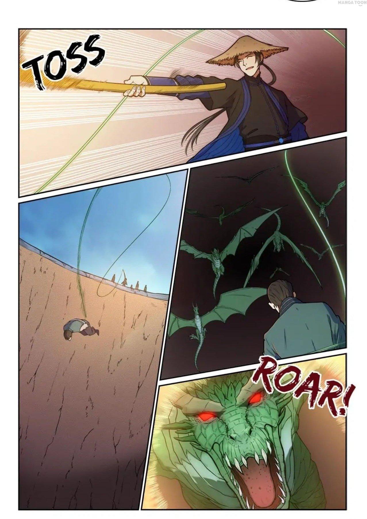 Manga Apotheosis - Chapter 447 Page 11