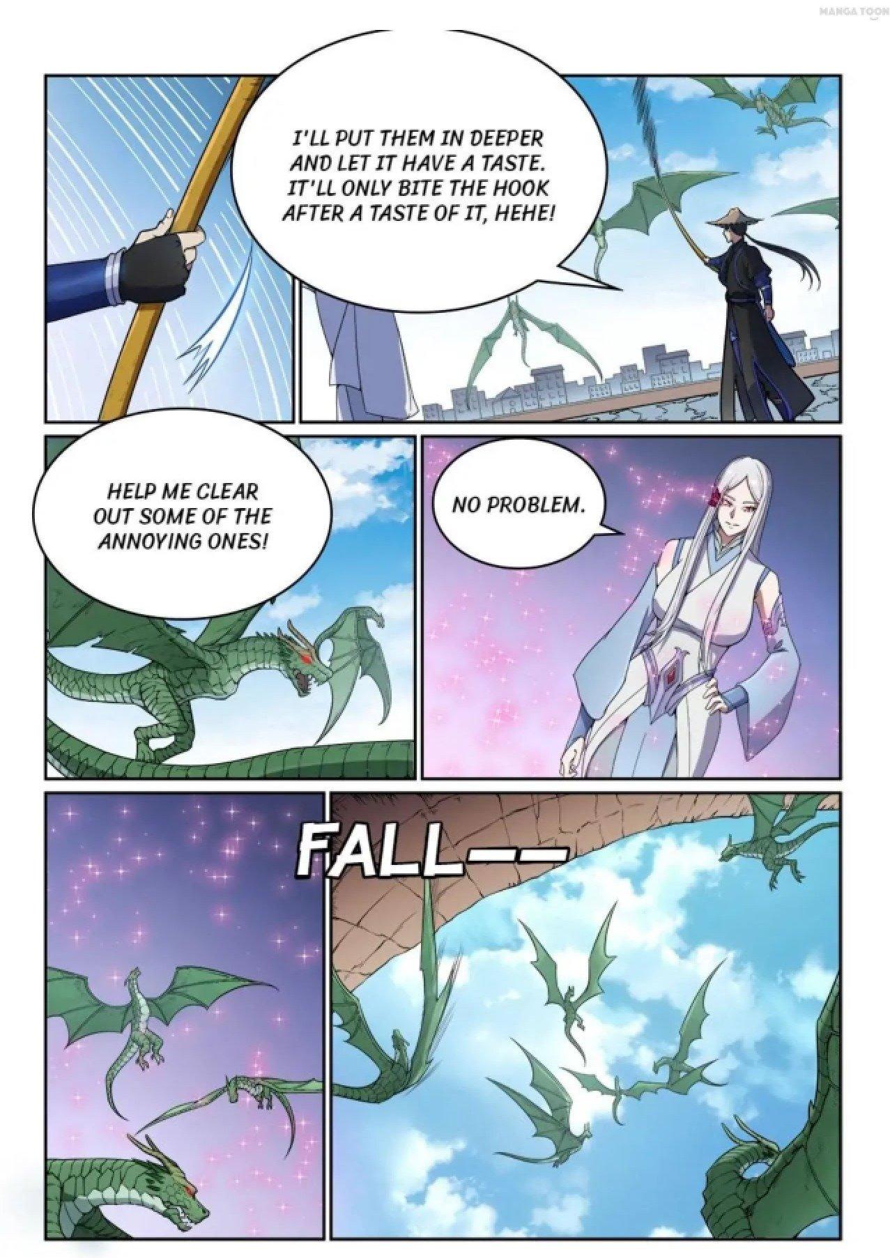 Manga Apotheosis - Chapter 447 Page 13