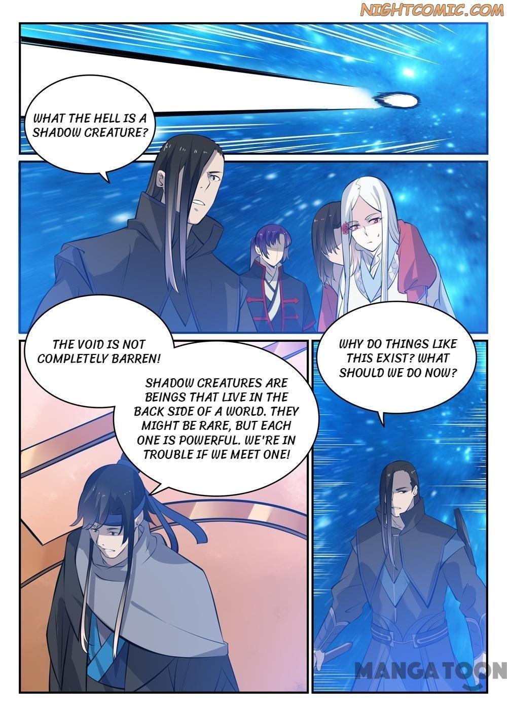 Manga Apotheosis - Chapter 457 Page 1