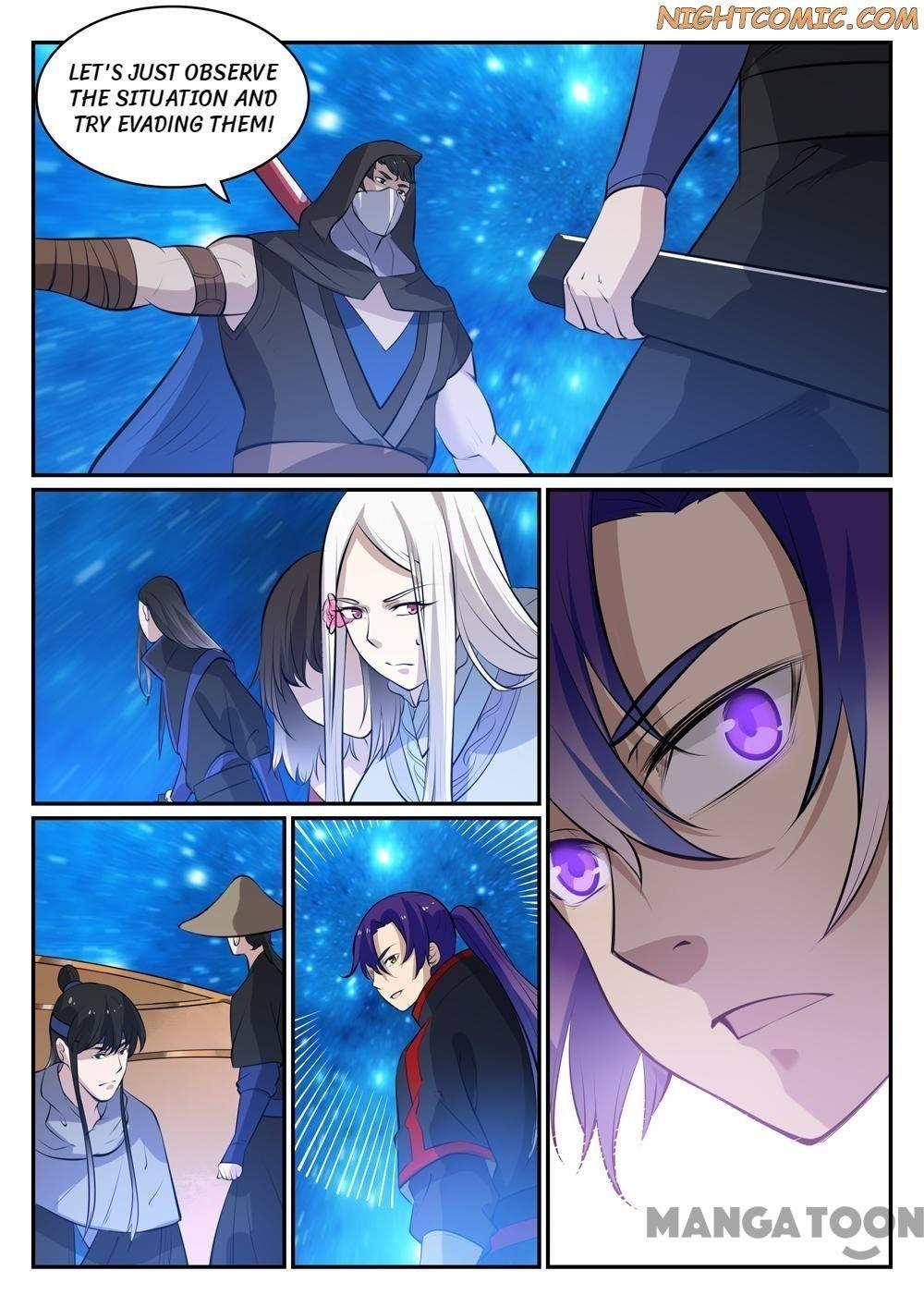 Manga Apotheosis - Chapter 457 Page 2