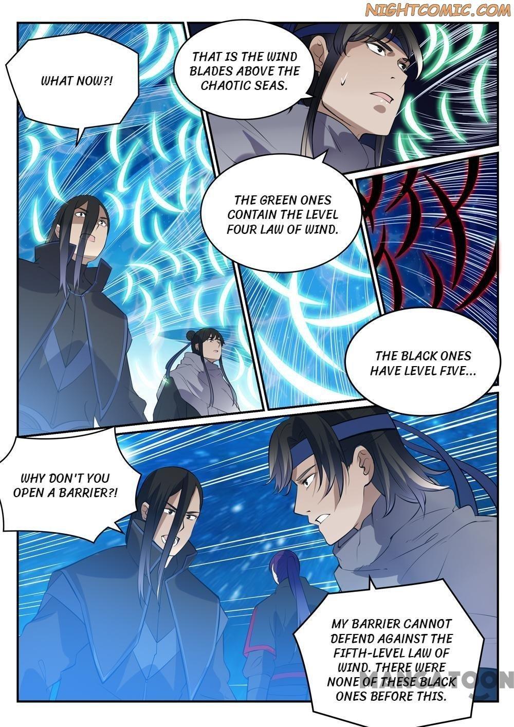 Manga Apotheosis - Chapter 457 Page 10