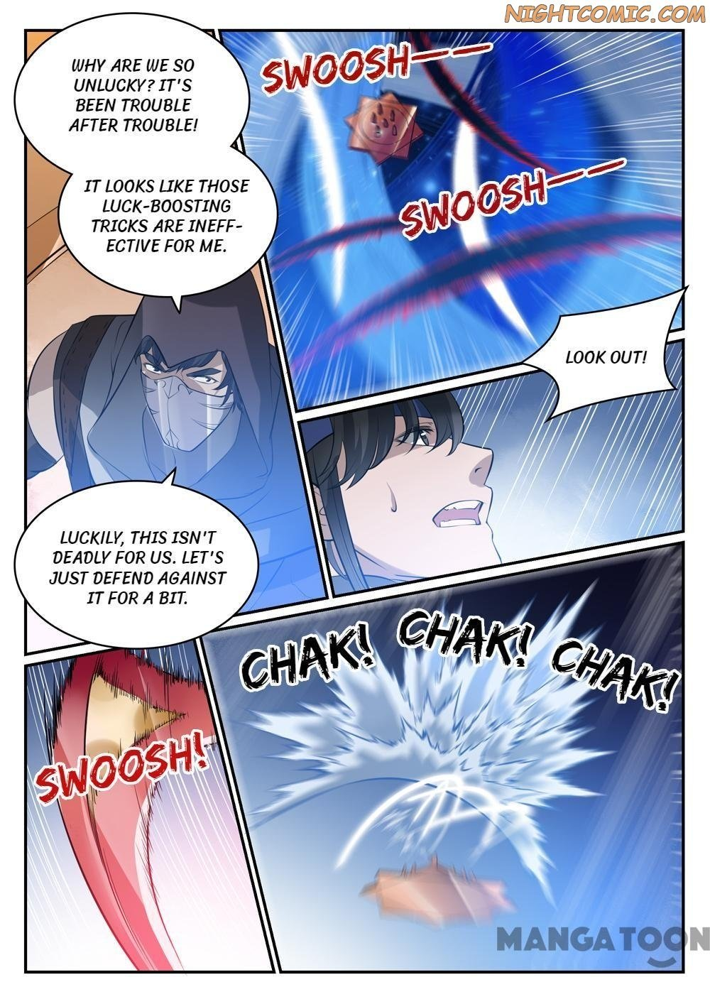 Manga Apotheosis - Chapter 457 Page 11