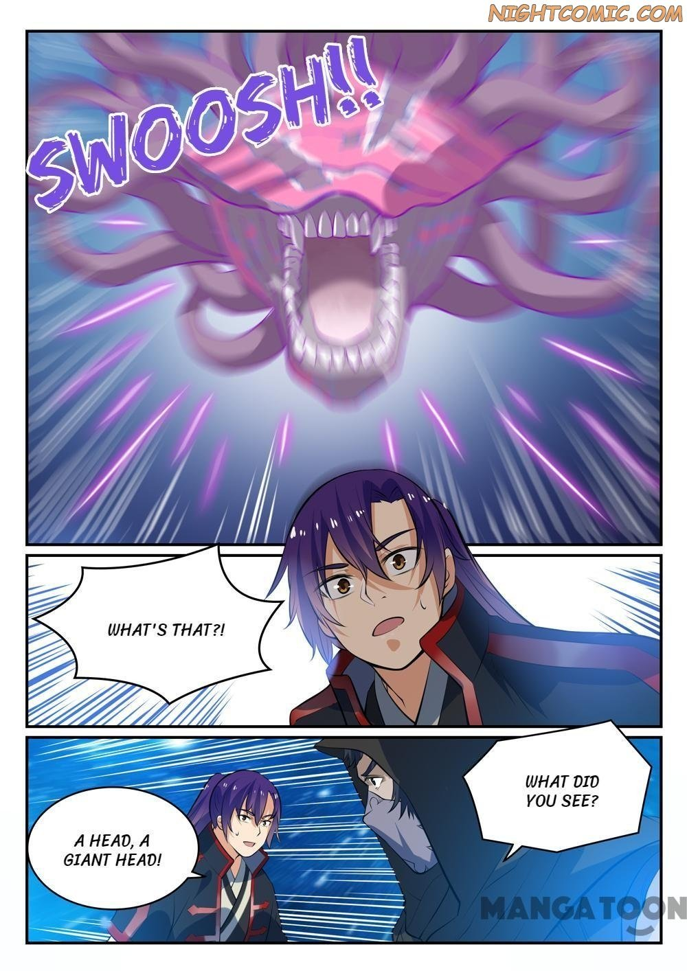 Manga Apotheosis - Chapter 457 Page 3