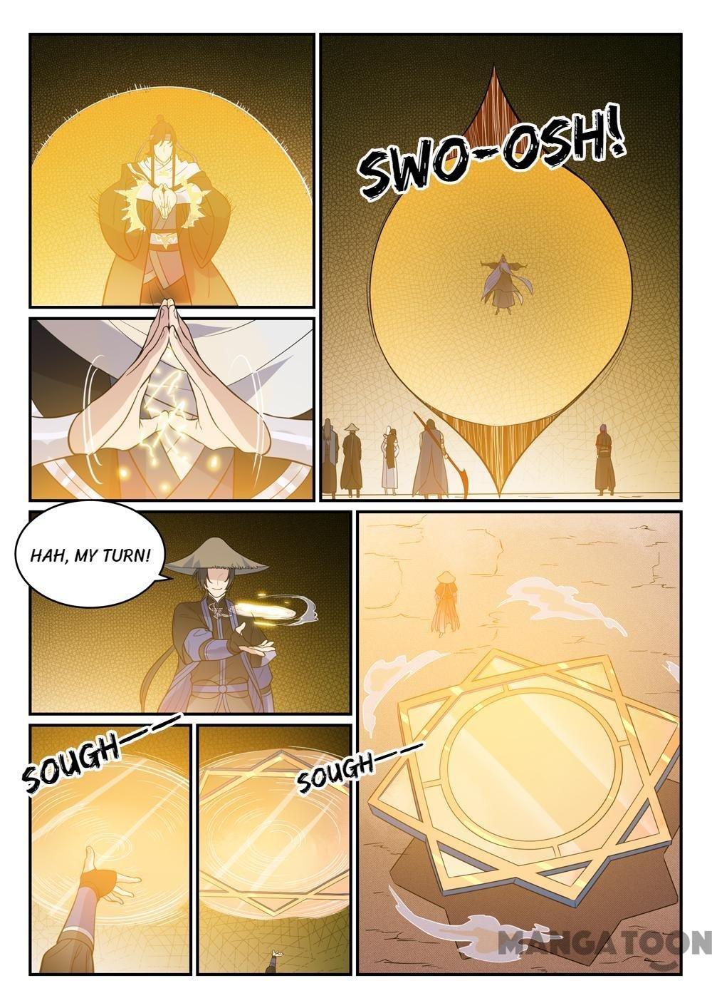 Manga Apotheosis - Chapter 456 Page 8