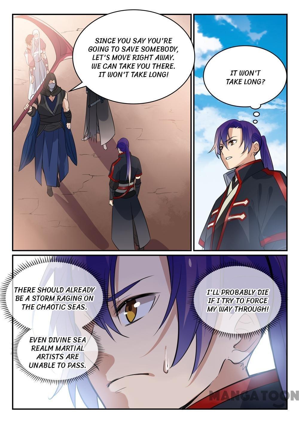 Manga Apotheosis - Chapter 456 Page 4