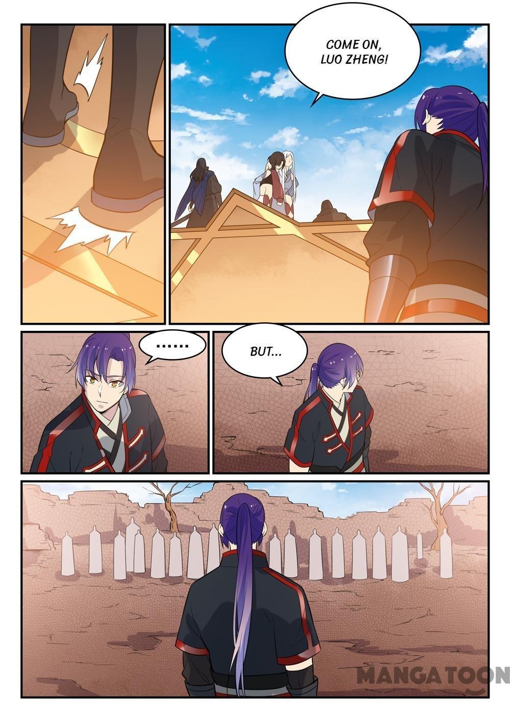 Manga Apotheosis - Chapter 456 Page 9