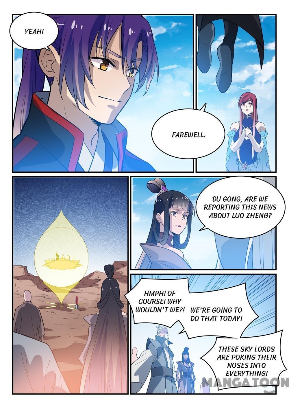 Manga Apotheosis - Chapter 456 Page 13