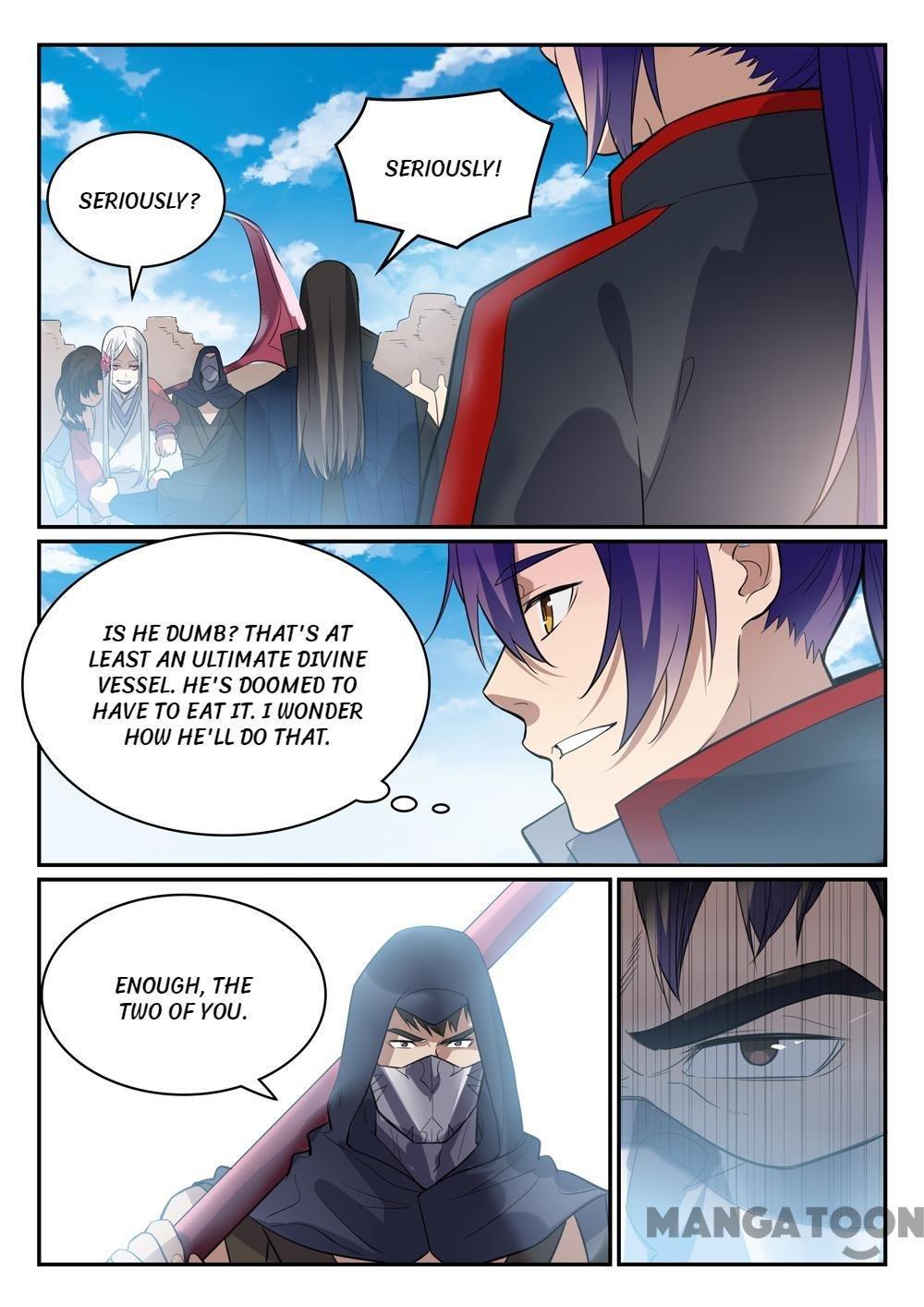 Manga Apotheosis - Chapter 456 Page 3