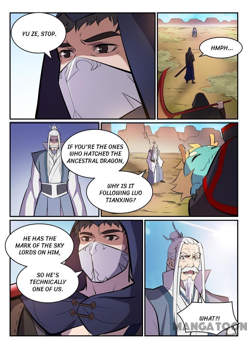 Manga Apotheosis - Chapter 455 Page 7