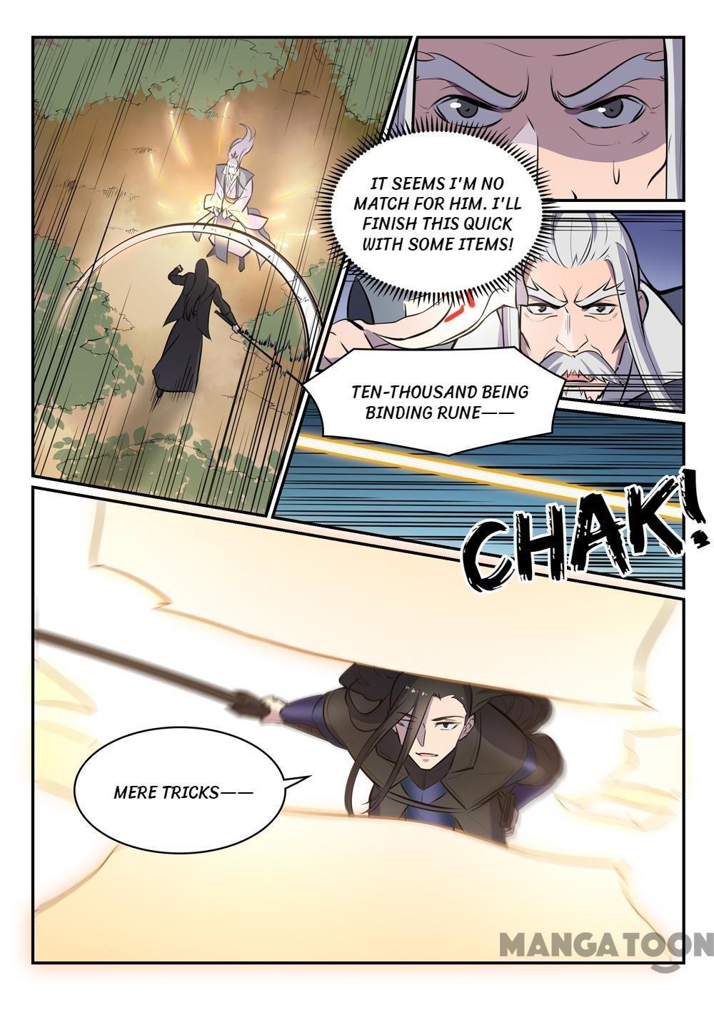 Manga Apotheosis - Chapter 455 Page 5