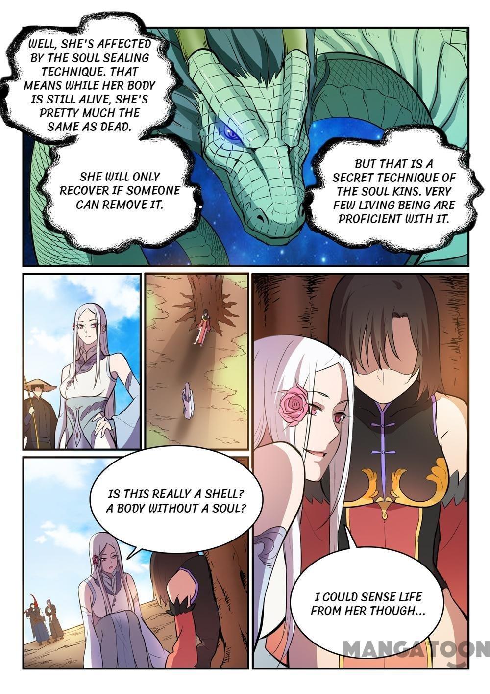 Manga Apotheosis - Chapter 455 Page 9