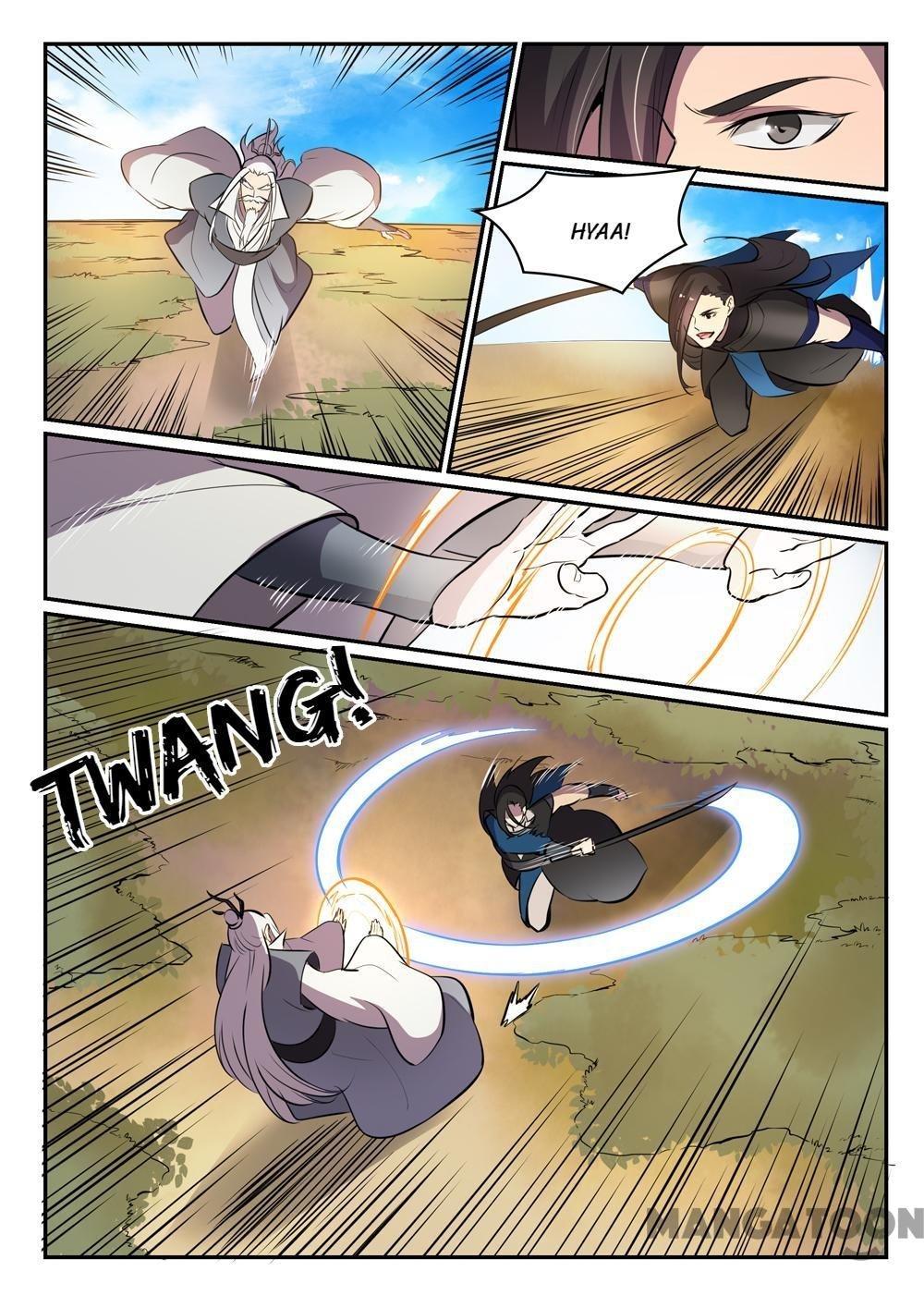 Manga Apotheosis - Chapter 455 Page 4