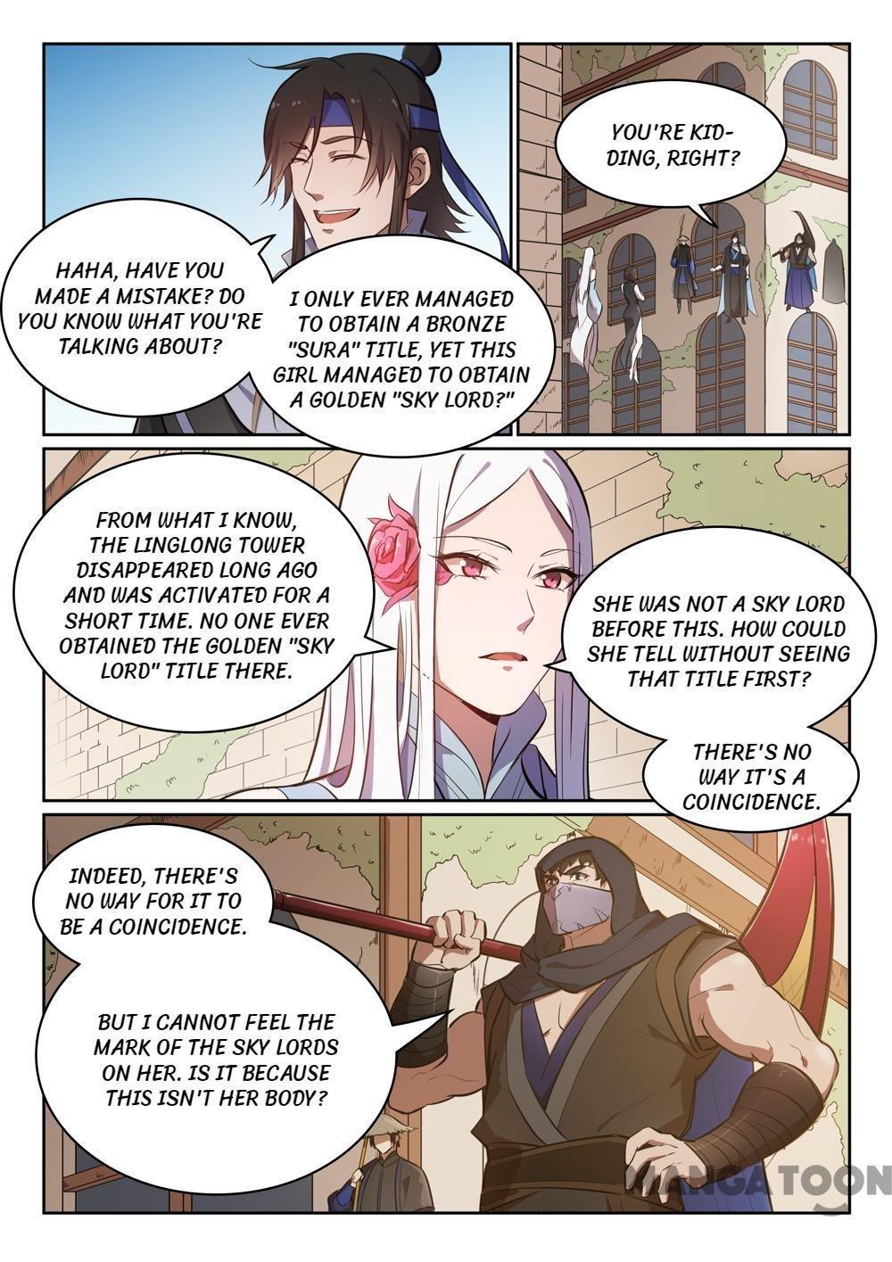 Manga Apotheosis - Chapter 454 Page 1