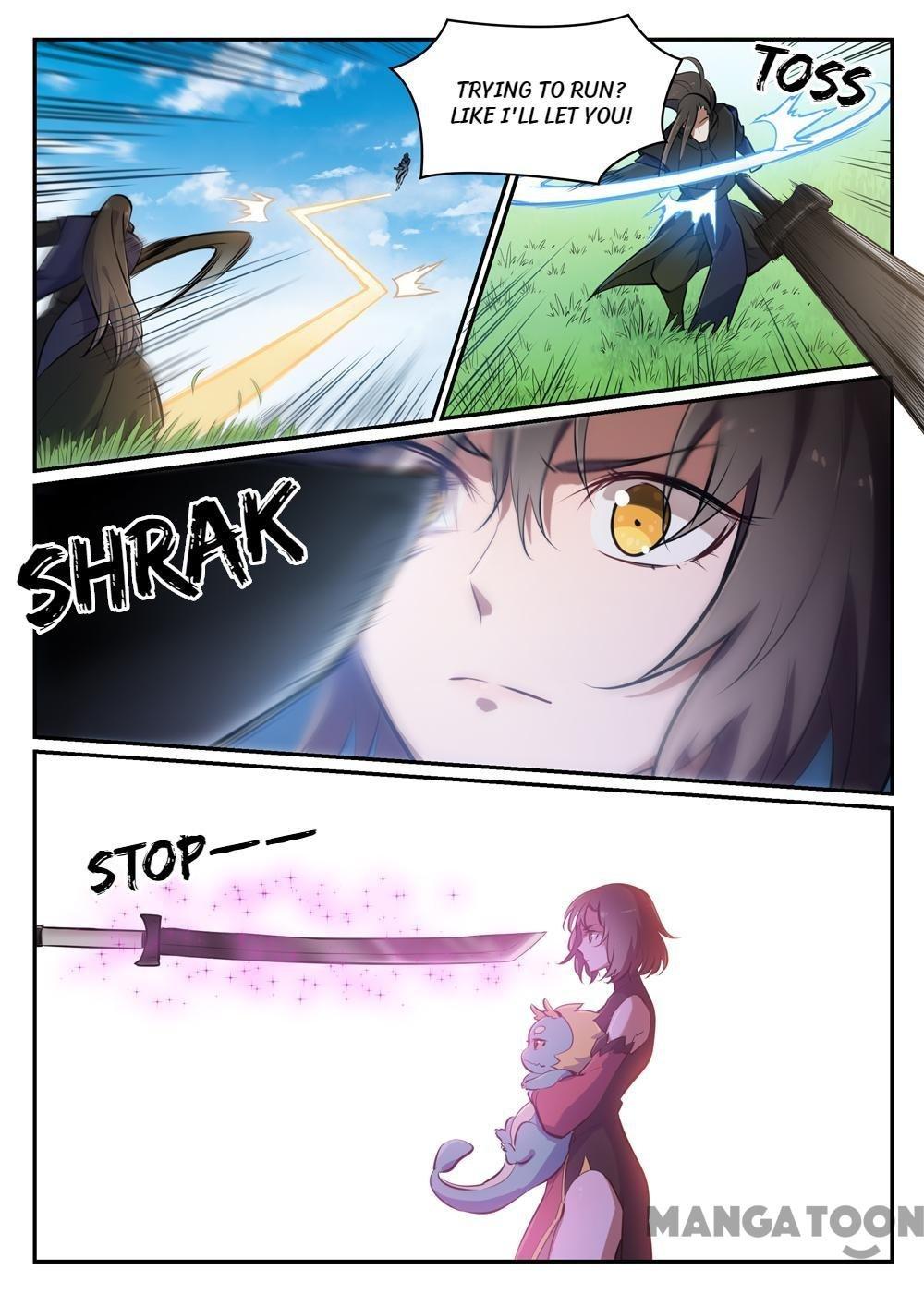 Manga Apotheosis - Chapter 453 Page 3
