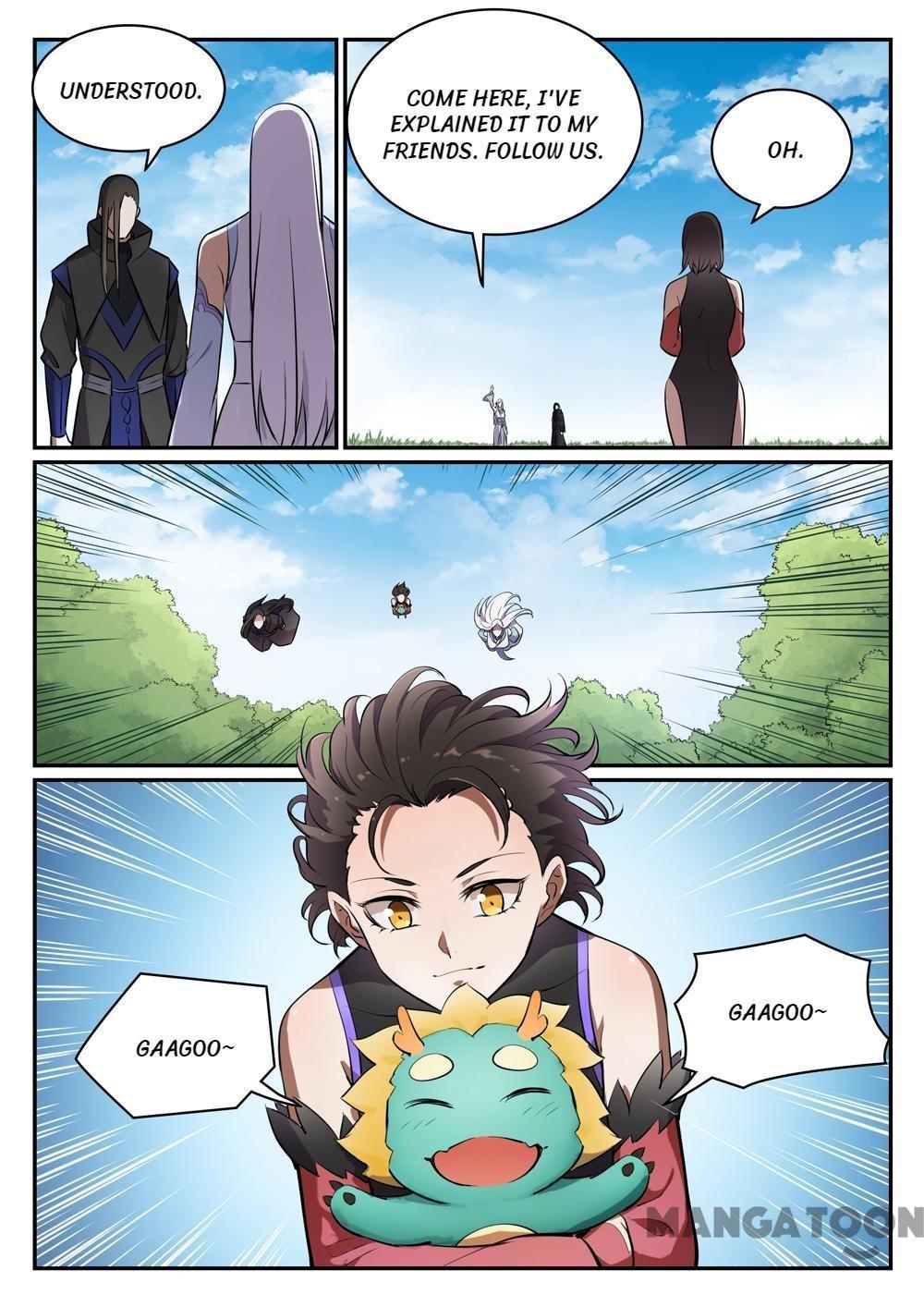 Manga Apotheosis - Chapter 453 Page 6
