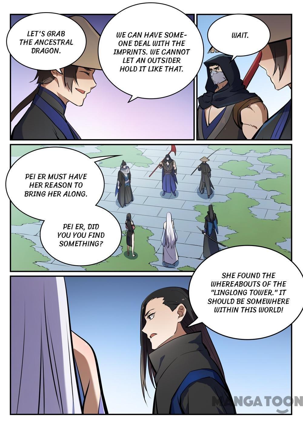 Manga Apotheosis - Chapter 453 Page 13