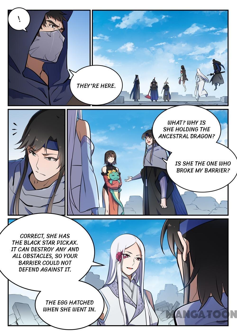 Manga Apotheosis - Chapter 453 Page 12