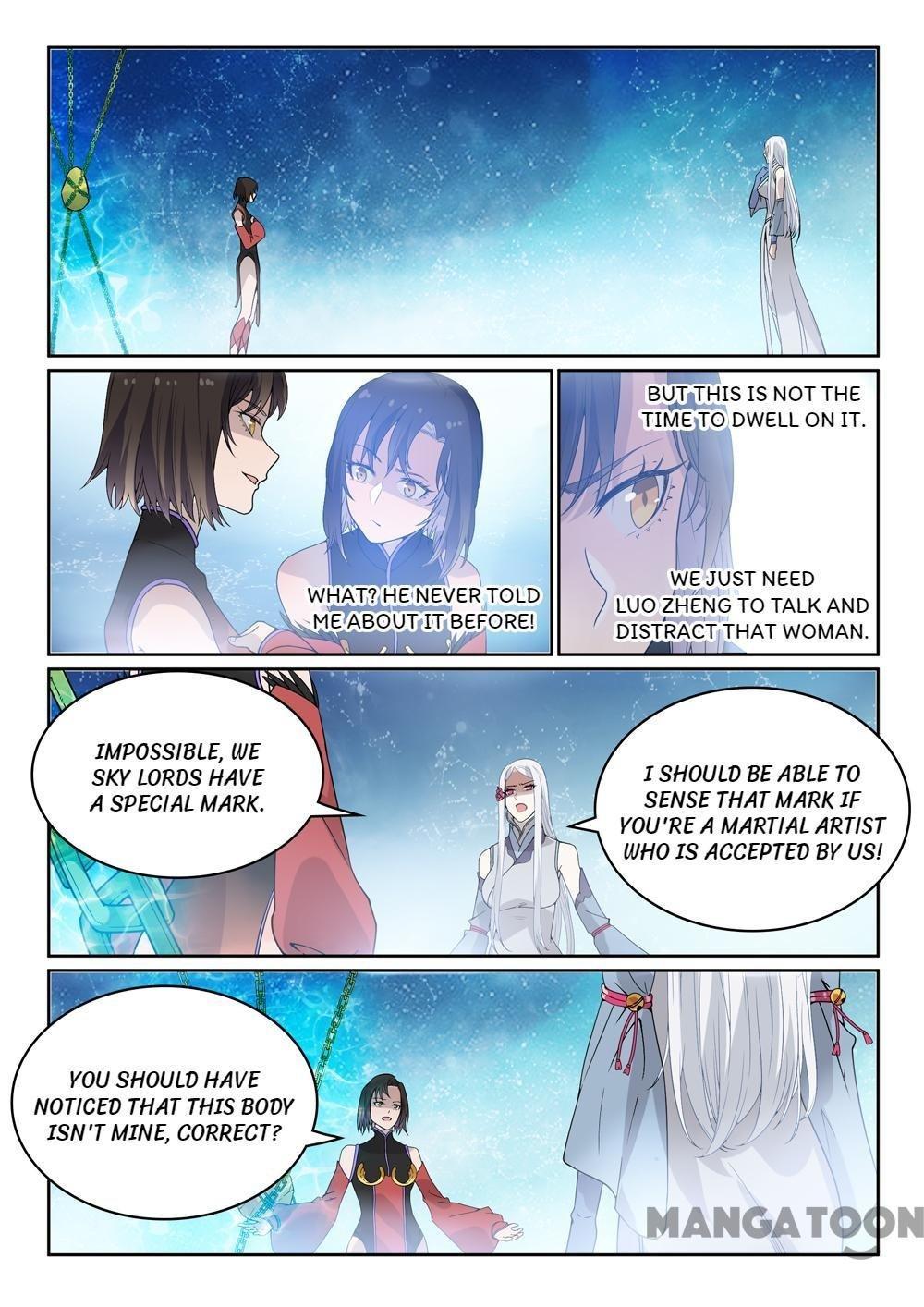 Manga Apotheosis - Chapter 452 Page 2