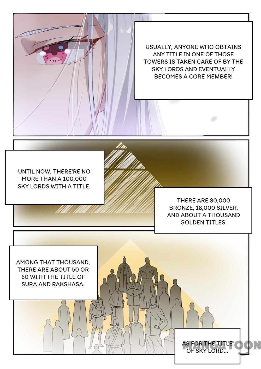 Manga Apotheosis - Chapter 452 Page 11