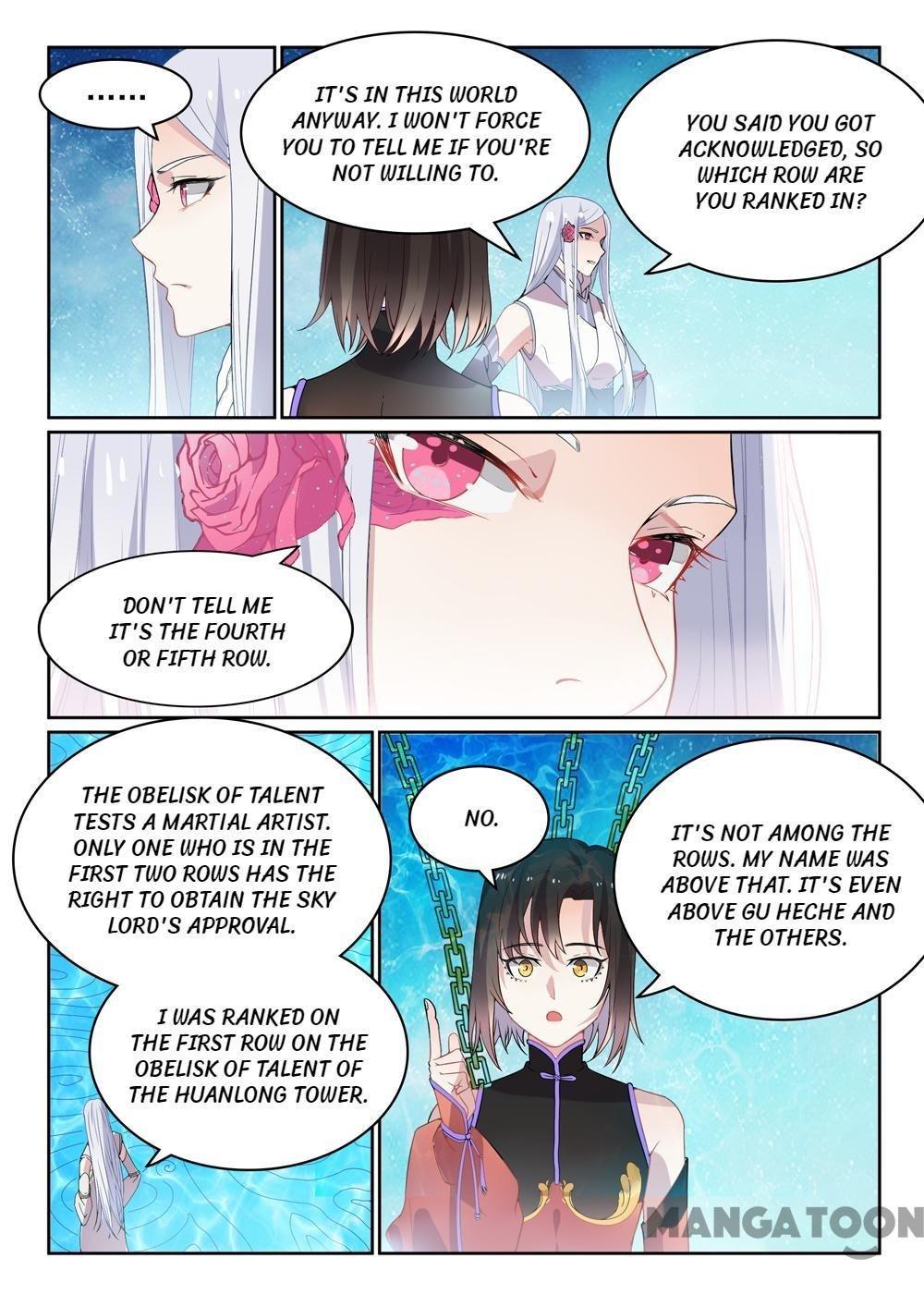 Manga Apotheosis - Chapter 452 Page 7
