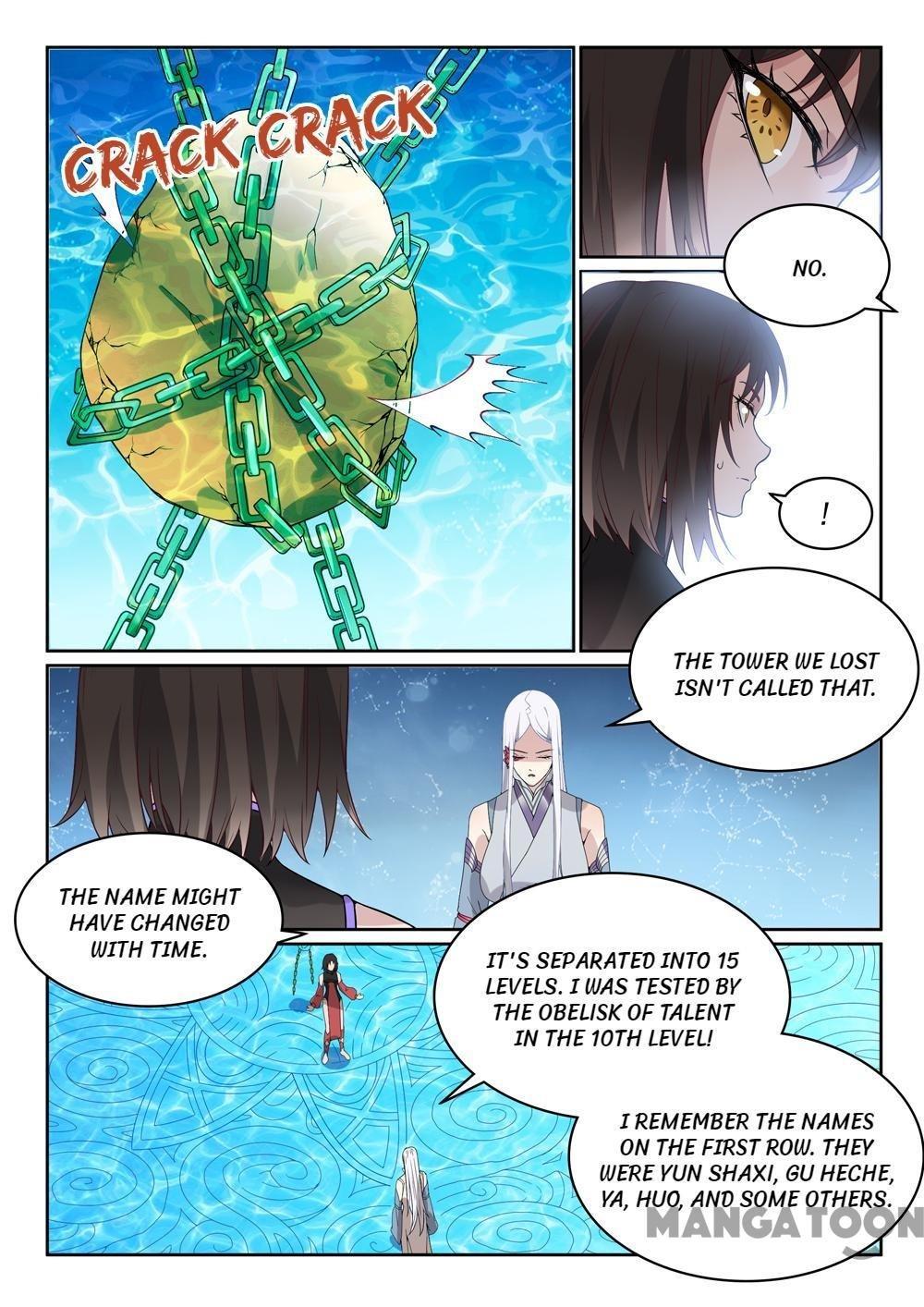 Manga Apotheosis - Chapter 452 Page 5