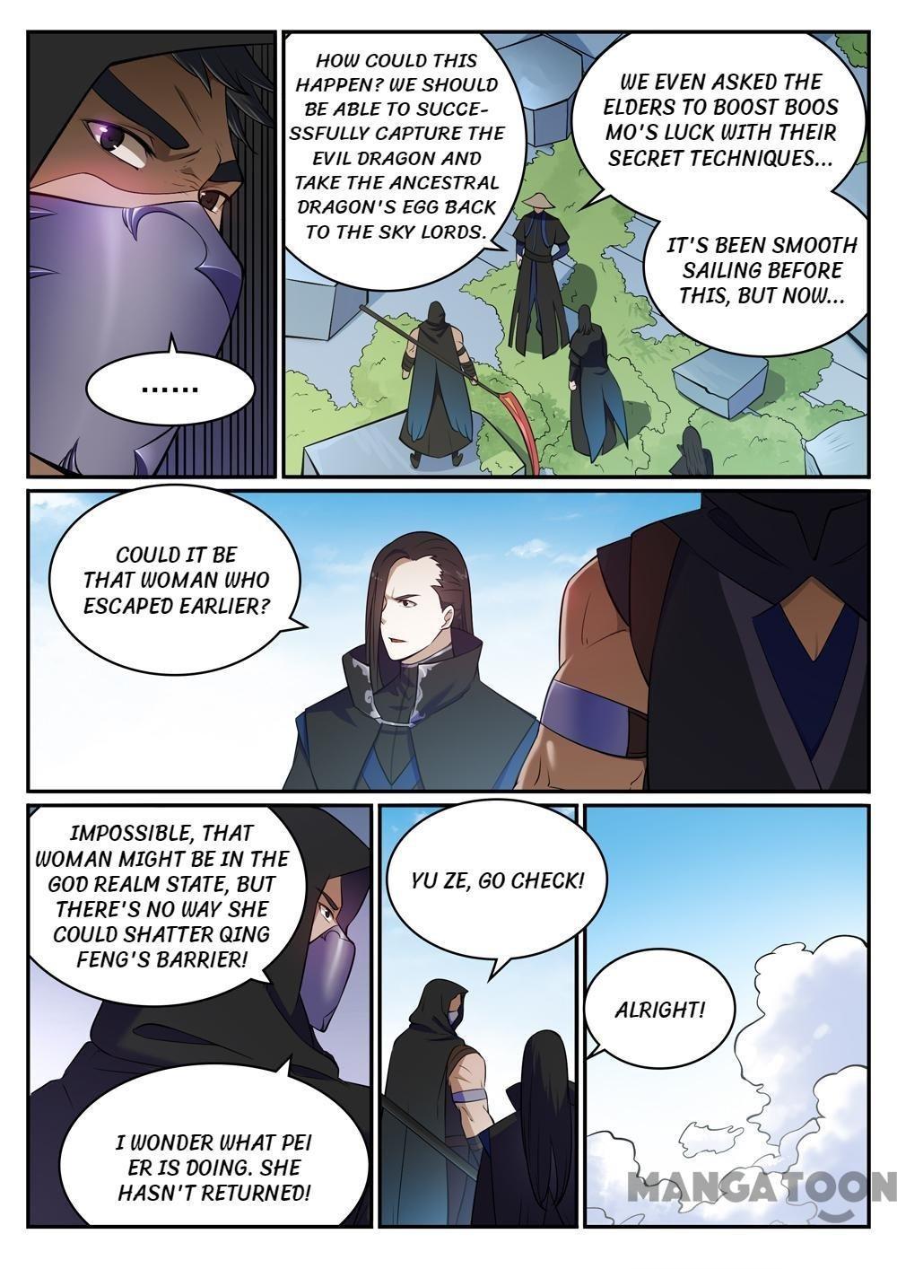 Manga Apotheosis - Chapter 451 Page 4