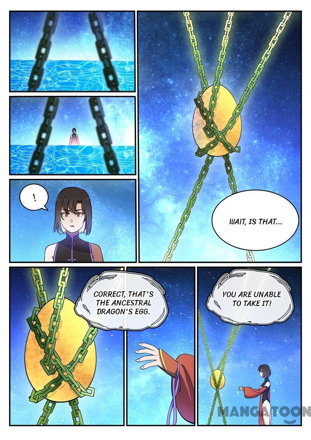 Manga Apotheosis - Chapter 451 Page 8