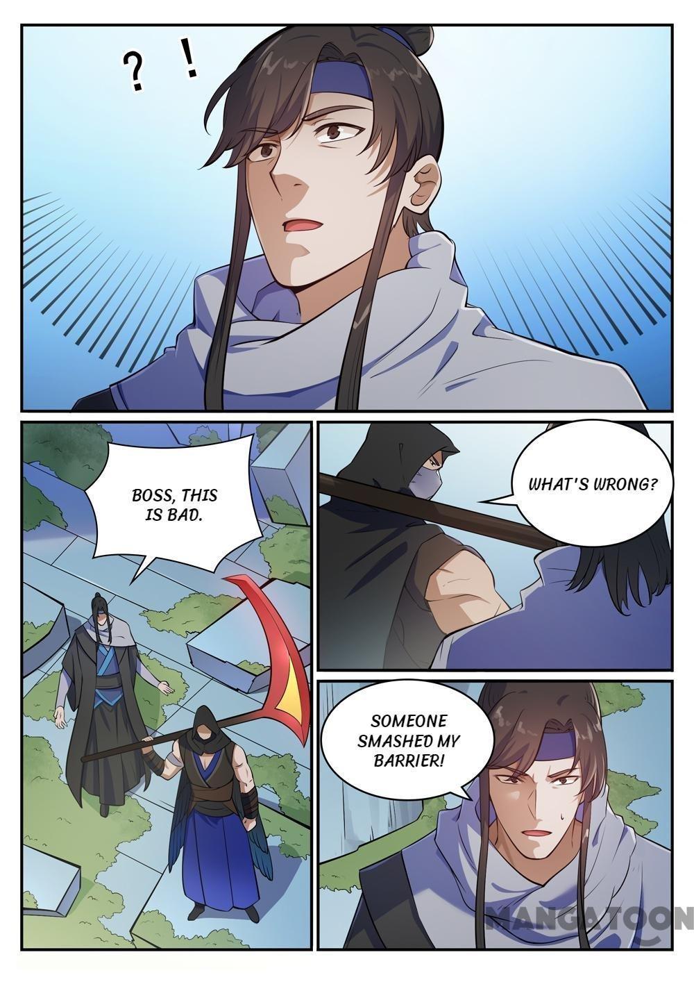 Manga Apotheosis - Chapter 451 Page 3