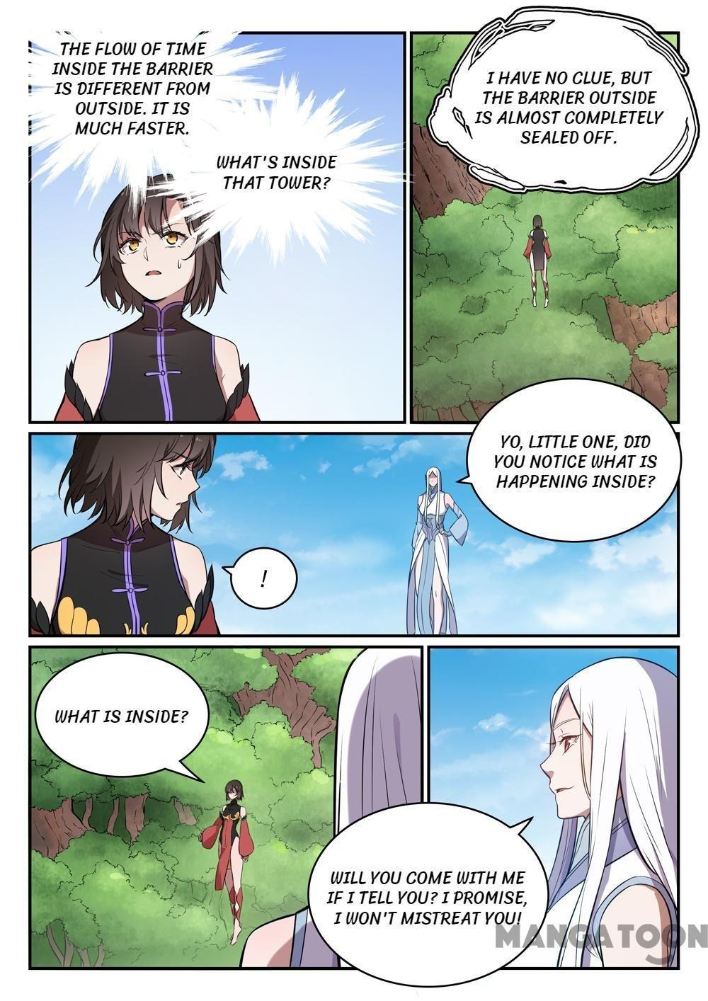 Manga Apotheosis - Chapter 450 Page 15