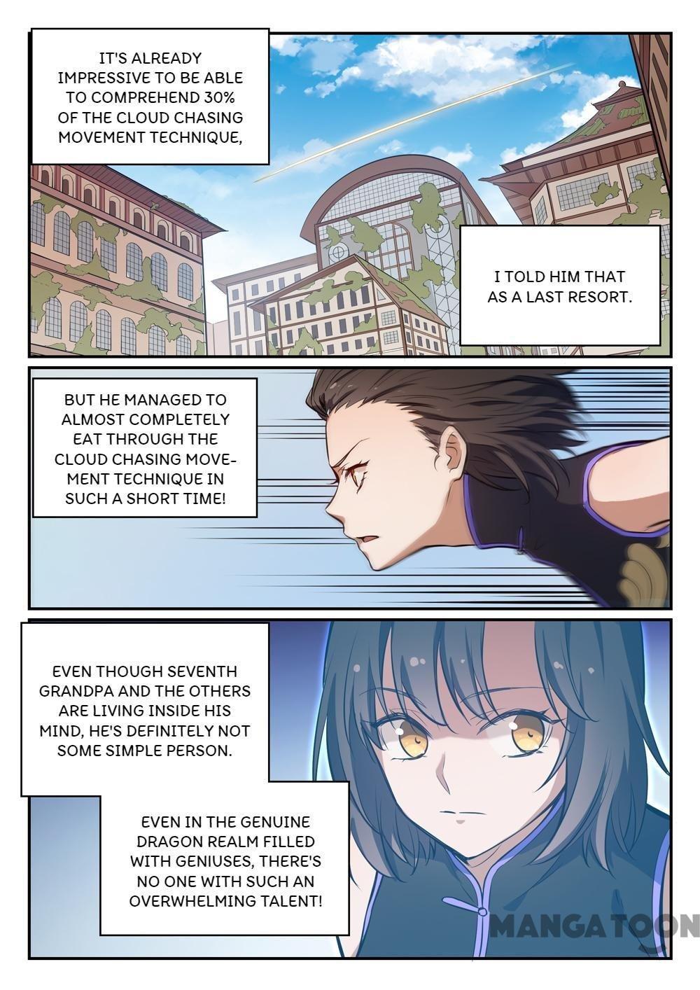 Manga Apotheosis - Chapter 450 Page 4