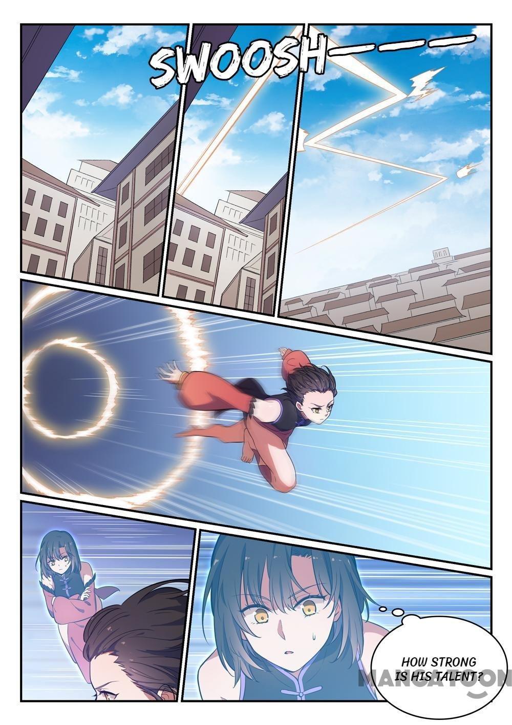 Manga Apotheosis - Chapter 450 Page 3