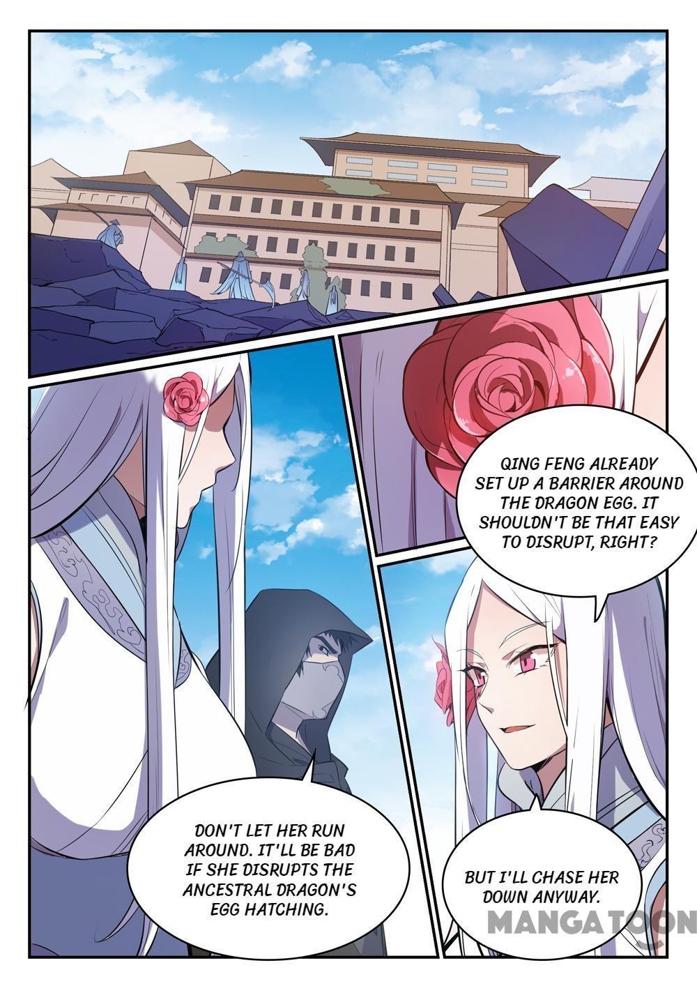 Manga Apotheosis - Chapter 450 Page 2