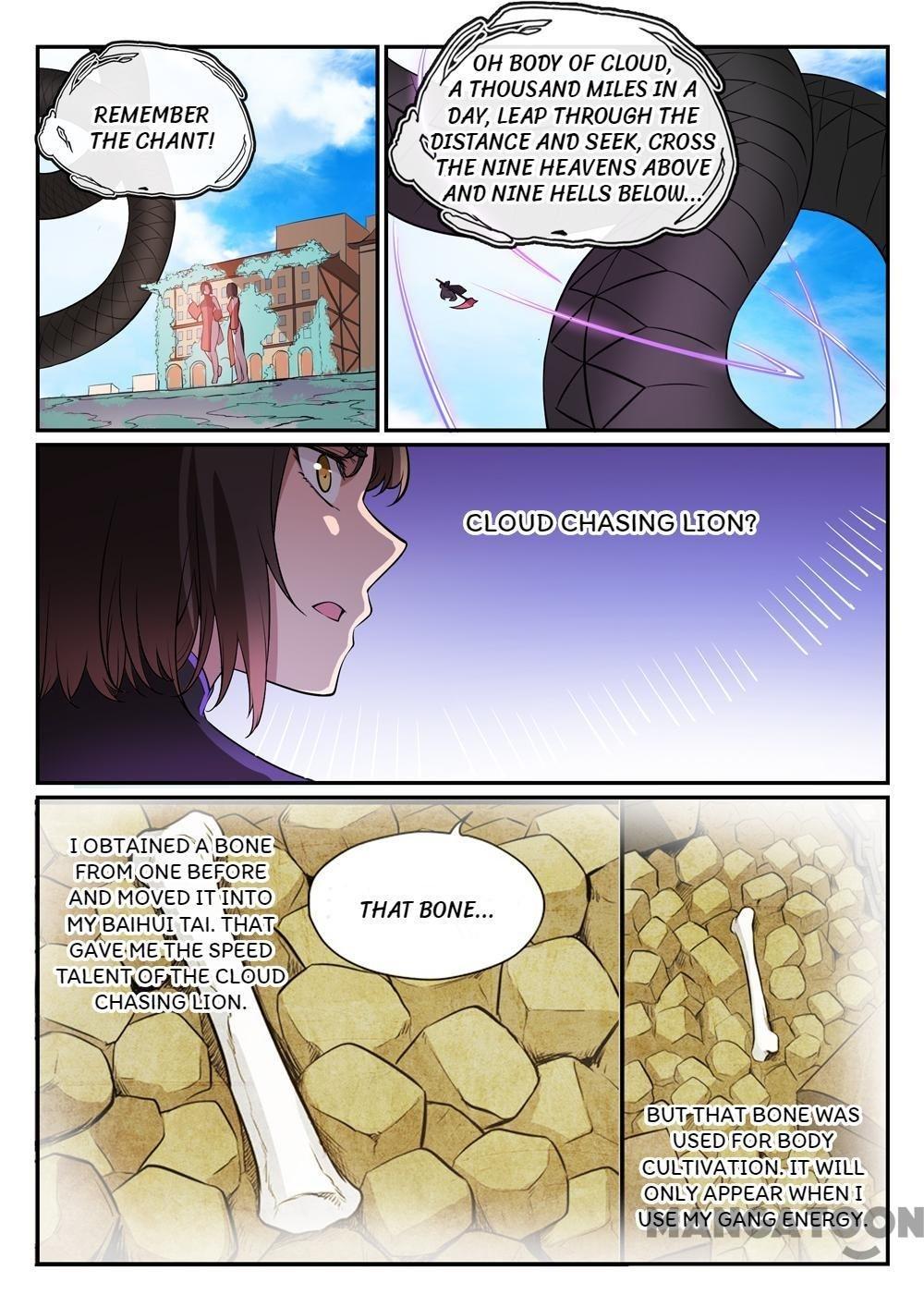 Manga Apotheosis - Chapter 449 Page 10