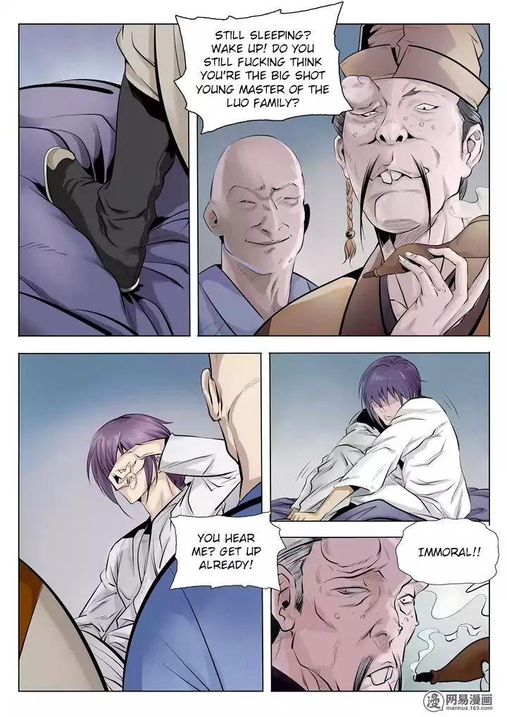 Manga Apotheosis - Chapter 448 Page 5