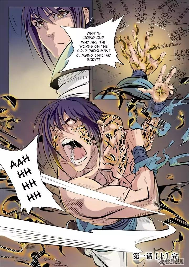 Manga Apotheosis - Chapter 448 Page 21