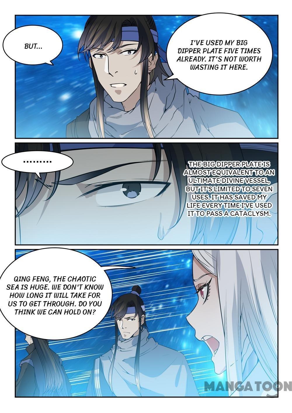 Manga Apotheosis - Chapter 458 Page 4