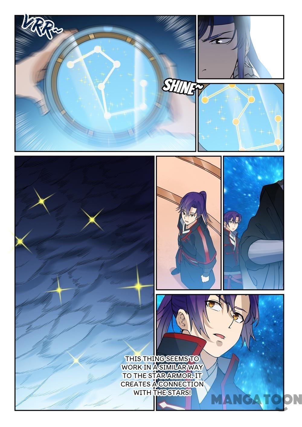 Manga Apotheosis - Chapter 458 Page 6