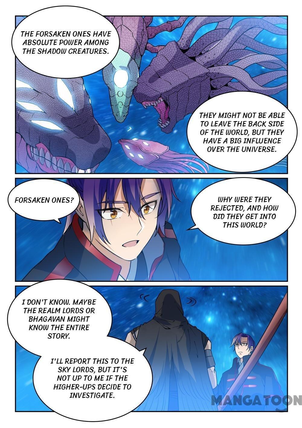 Manga Apotheosis - Chapter 458 Page 10