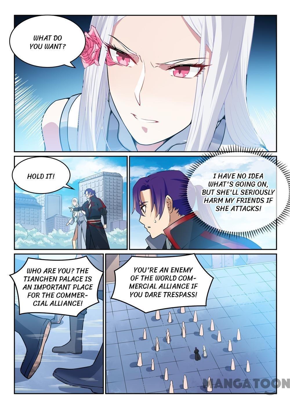 Manga Apotheosis - Chapter 458 Page 15