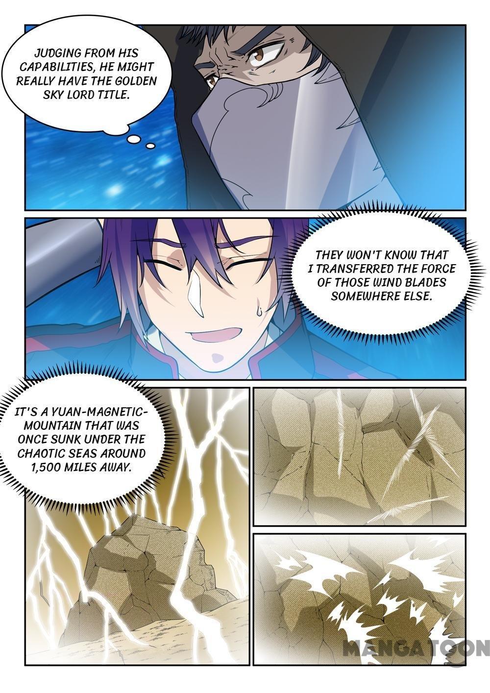 Manga Apotheosis - Chapter 458 Page 2