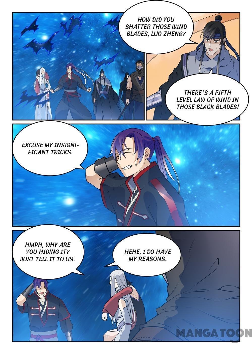 Manga Apotheosis - Chapter 458 Page 1