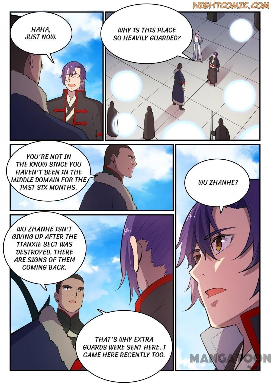 Manga Apotheosis - Chapter 459 Page 2