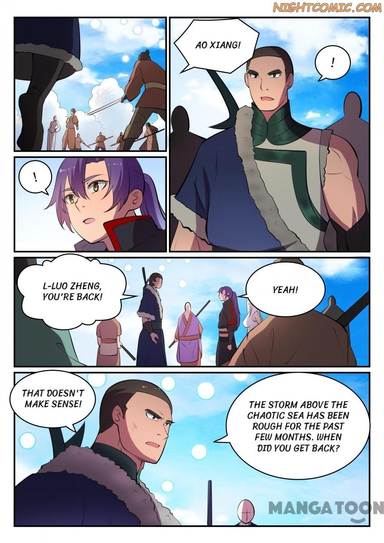 Manga Apotheosis - Chapter 459 Page 1