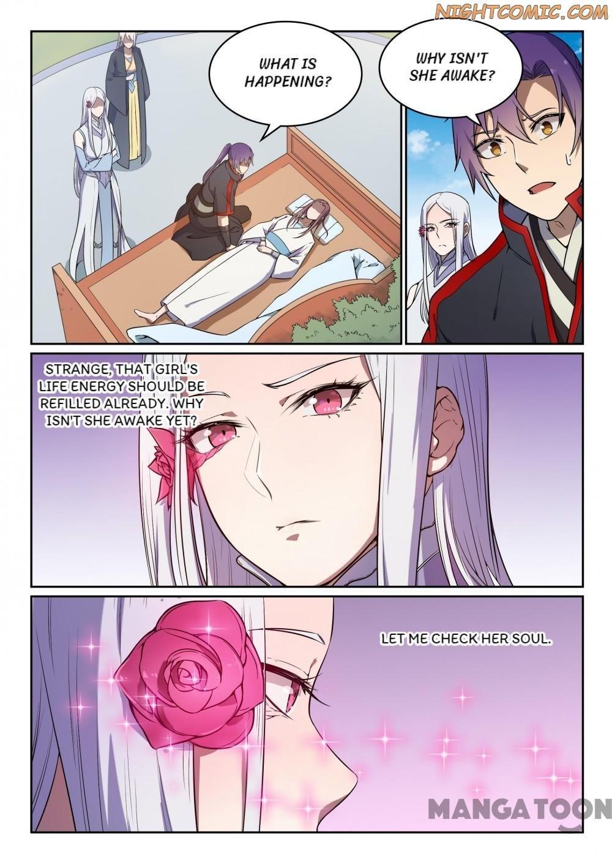 Manga Apotheosis - Chapter 460 Page 1
