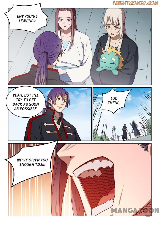 Manga Apotheosis - Chapter 460 Page 15