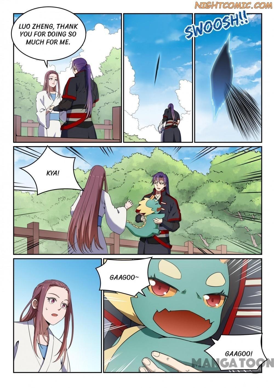 Manga Apotheosis - Chapter 460 Page 11