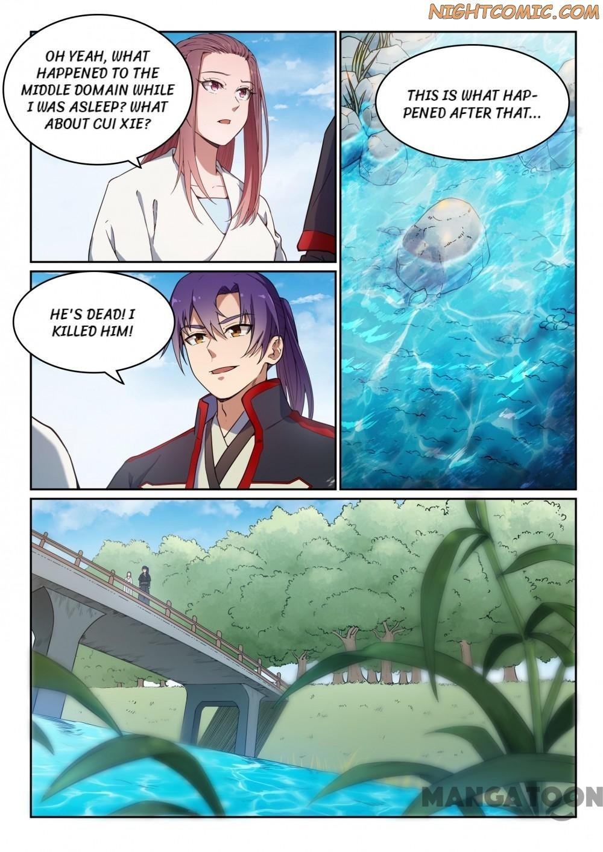 Manga Apotheosis - Chapter 460 Page 10
